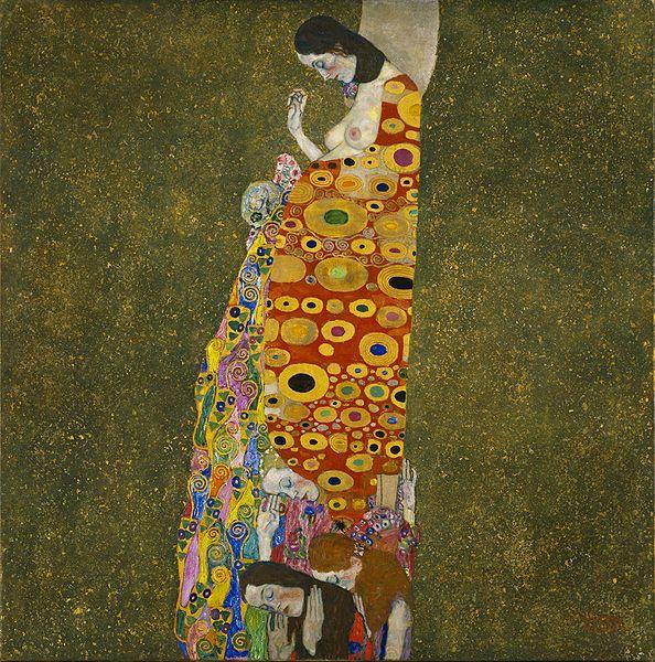 Hope2-Klimt