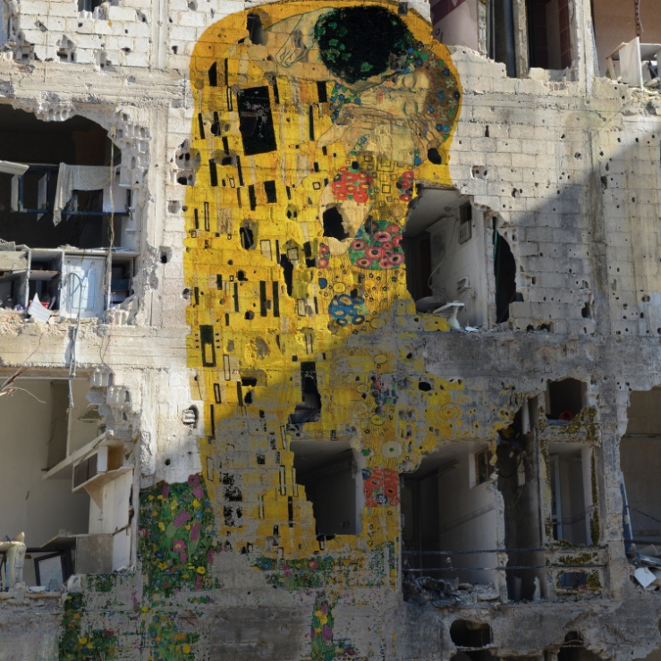 tammam-azzam-freedom-graffiti-150x150cm-archival-print-2012-edition-of-5-courtesy-of-the-artist-and-ayyam-gallery