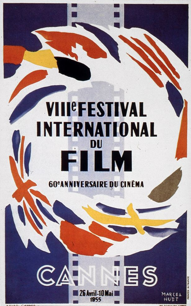 8th+International+Film+Festival+in+Cannes+in+1955